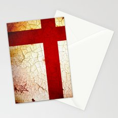 England World Cup Stationery Cards