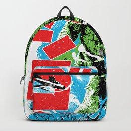 GodZilla War Backpack