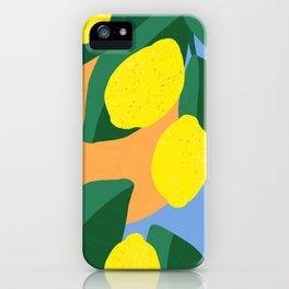 Very Lemonady iPhone Case