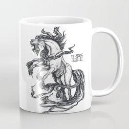 Mythological horse Sleipnir Coffee Mug
