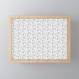 Dickies Framed Mini Art Print