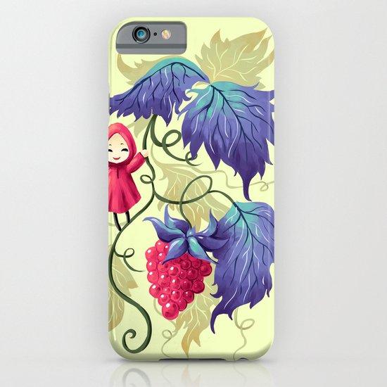 Raspberry iPhone & iPod Case