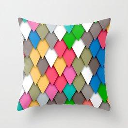 C13D Flipflaps Throw Pillow