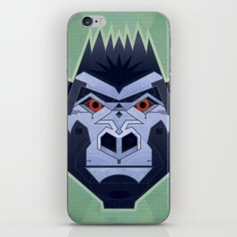 Gorillabot iPhone Skin