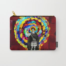 Santo Expedito (Saint Expeditus) Carry-All Pouch