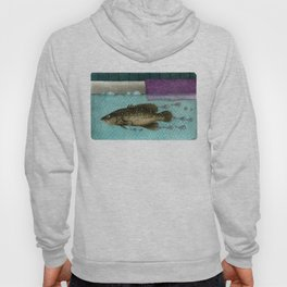 A Trail of Bubbles Hoody