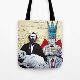 Doghouse Tote Bag