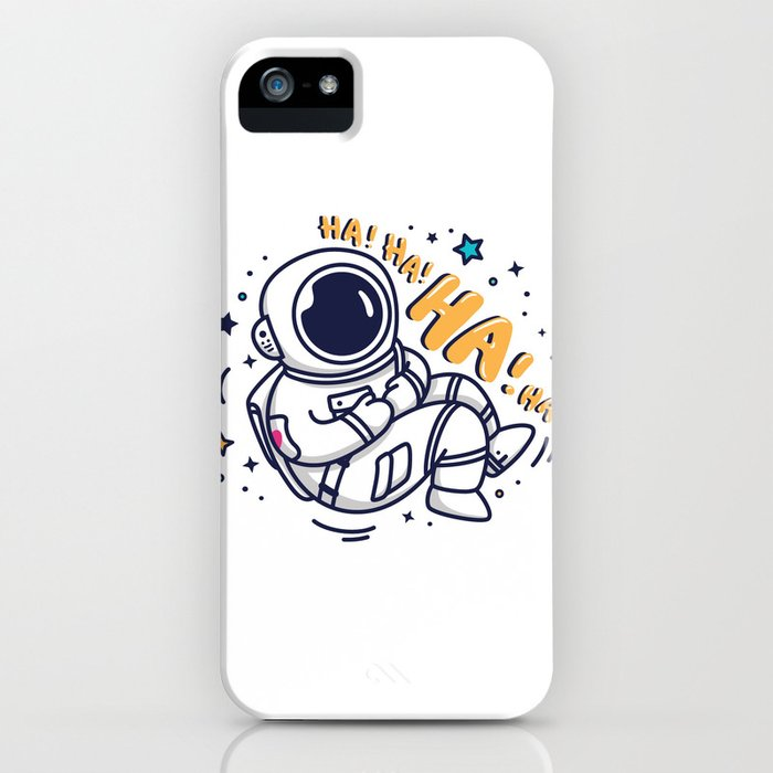 Laugh Often iPhone Case