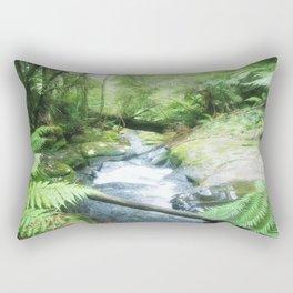 Stream Rectangular Pillow
