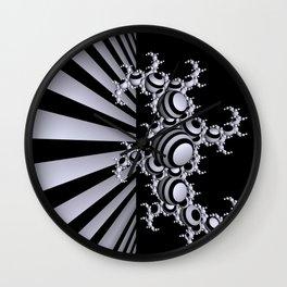 going mandelbrot -3- Wall Clock