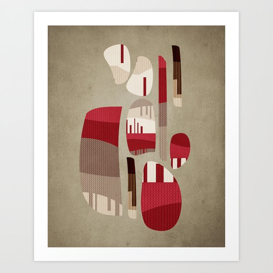 Textures/Abstract 12 Art Print