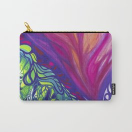 Soulful colors Carry-All Pouch