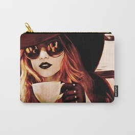 Comfortable Silences - in color Carry-All Pouch