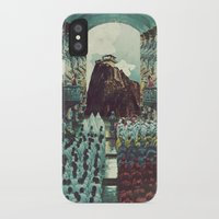 window iPhone & iPod Cases featuring window by Caroline A