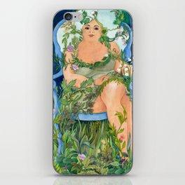 Florinda iPhone Skin