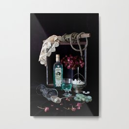 Absinth Metal Print