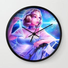 Sleepless Nights-Leia Wall Clock