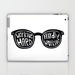Working Hard or Hardly Working? Laptop & iPad Skin