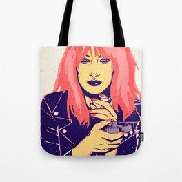 Rock Gina Tote Bag