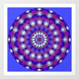 Mandala G221 Art Print