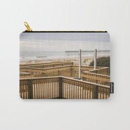 Carolina Ocean Carry-All Pouch
