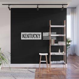 U.S. Flag: Kentucky Wall Mural