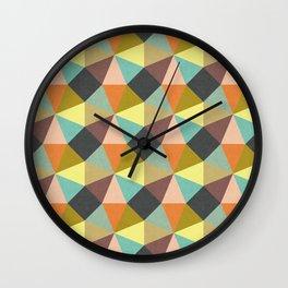 Simply Symmetry Wall Clock