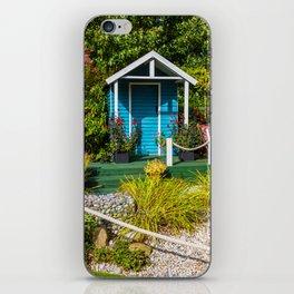 Summer Beach House iPhone Skin