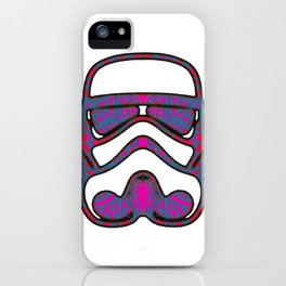 Trooper 1 iPhone Case