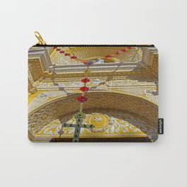 Month of the Rosary Carry-All Pouch