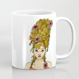 Flower Girl II Coffee Mug