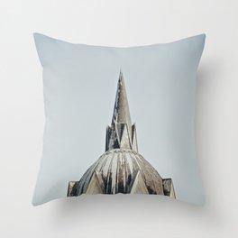 Castello di Masino Throw Pillow