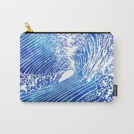 Blue Wave II Carry-All Pouch