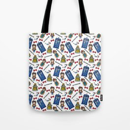 Time Lords Tote Bag
