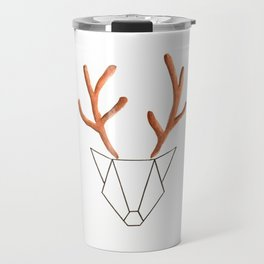 Cerf Origami Travel Mug