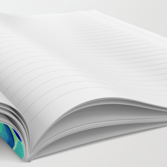 Confetti Pattern 08 Notebook