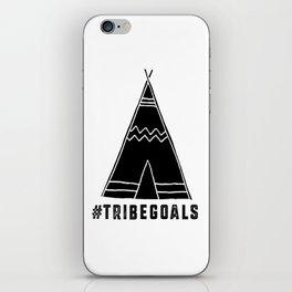 Tribe Goals iPhone Skin