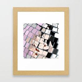 Heartbreak Karaoke  Framed Art Print