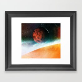Undue Framed Art Print
