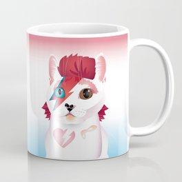 a cat insane Coffee Mug