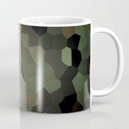 Camo Glass Coffee Mug