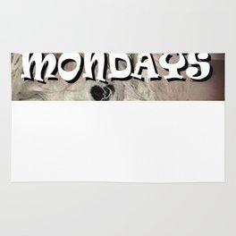 Case of the Mondays - CAT Rug