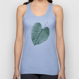 Love Leaves Evergreen - Her #1 #decor #art #society6 Unisex Tank Top