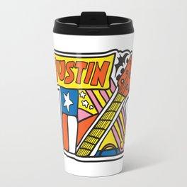 Austin TX Travel Mug
