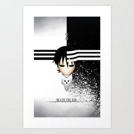 Death the Kid Art Print