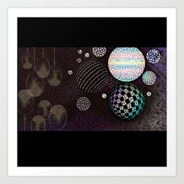 Sphereal Art Print