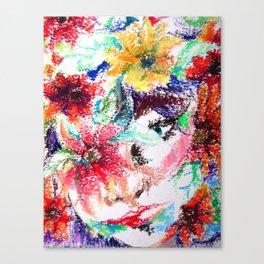 Mindful Canvas Print