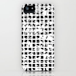 Controlled Randomness iPhone Case