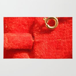 Jewelry, jewelery, rings, chains and bijouterie Rug