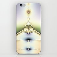 crown iPhone & iPod Skins featuring  Crown by Design Windmill